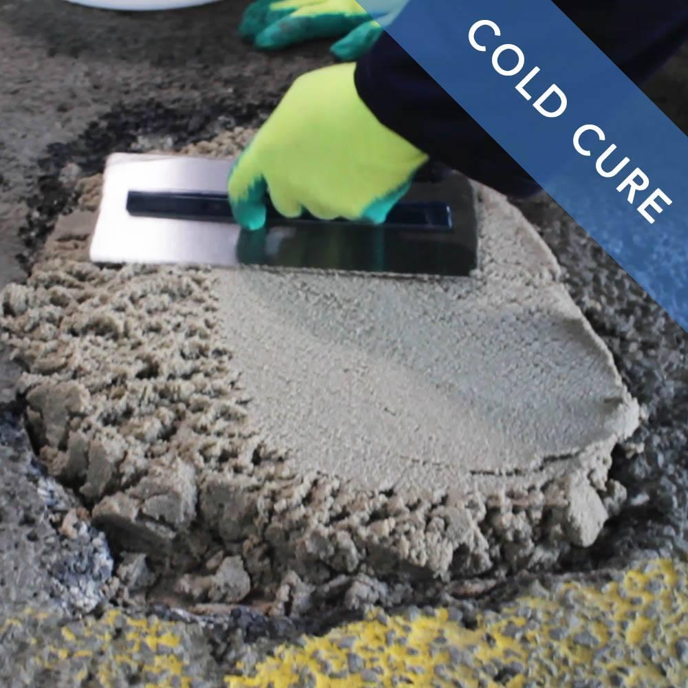Epoxy Cement Repair : Rizistal epoxy concrete repair mortar cold cure colours