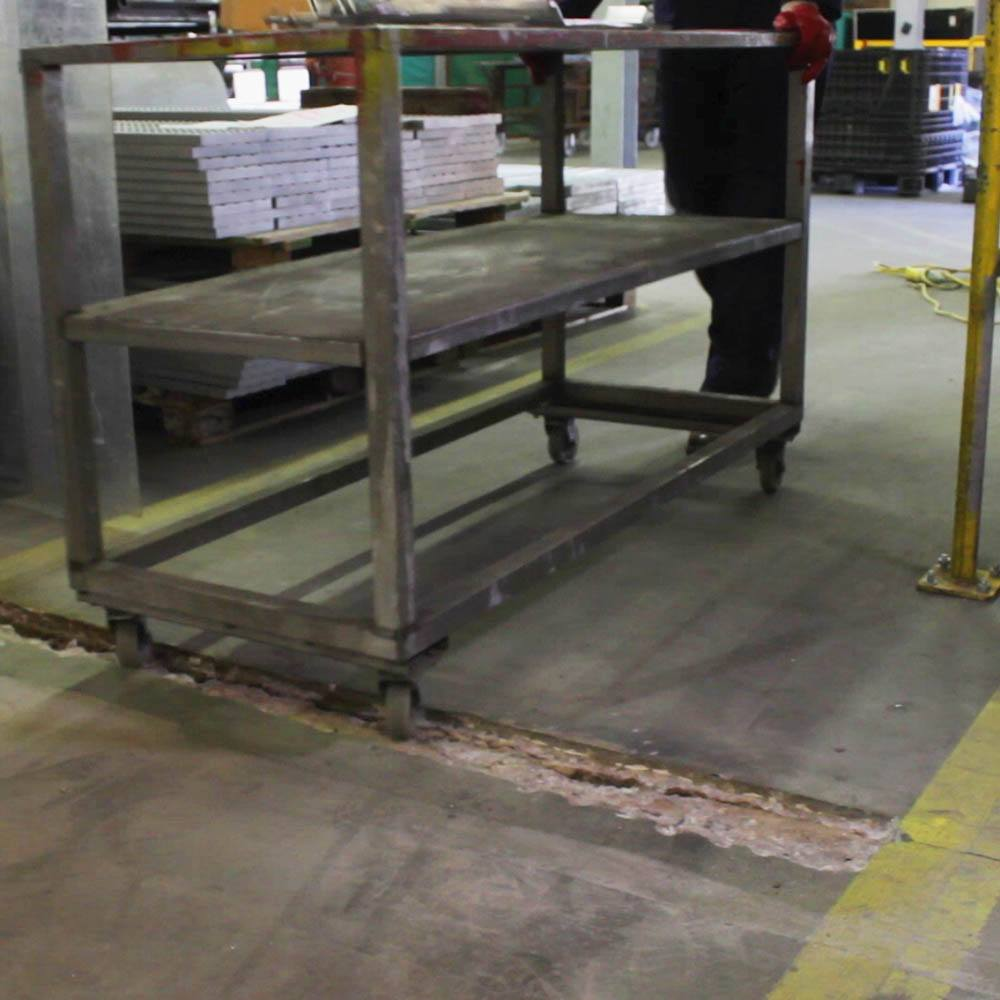 Epoxy Cement Repair : Rizistal epoxy resin concrete repair mortar colours