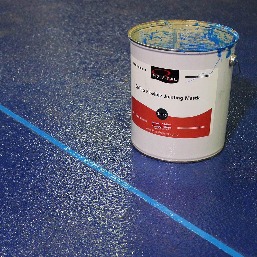 Rizistal Epiflex Flexible Concrete Jointing Mastic Colour