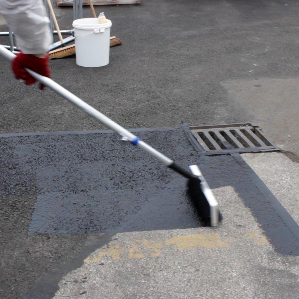 Bitumen Paint Use