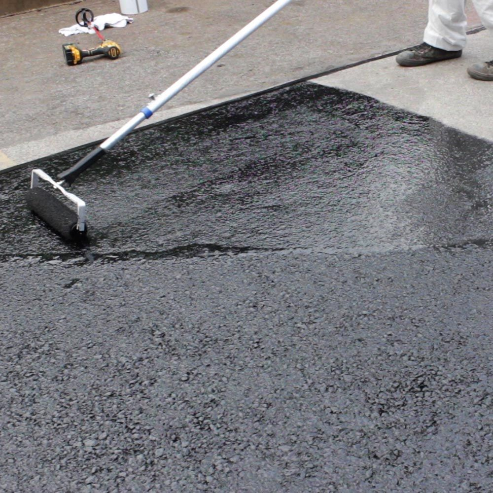 Rizistal Epoxy Anti Slip Asphalt And Tarmac Floor Paint
