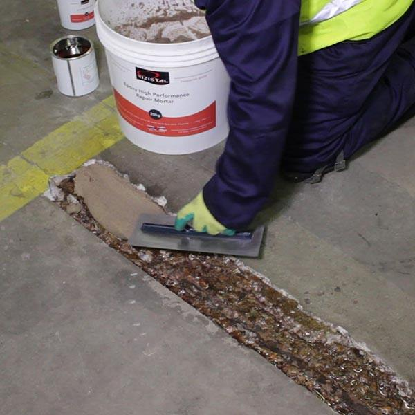 concrete repair methods