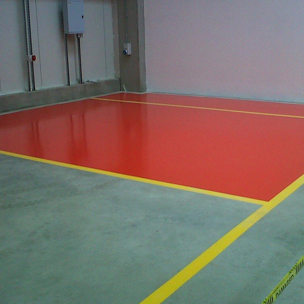 Rizistal Epoxy Line Marking Floor Paint