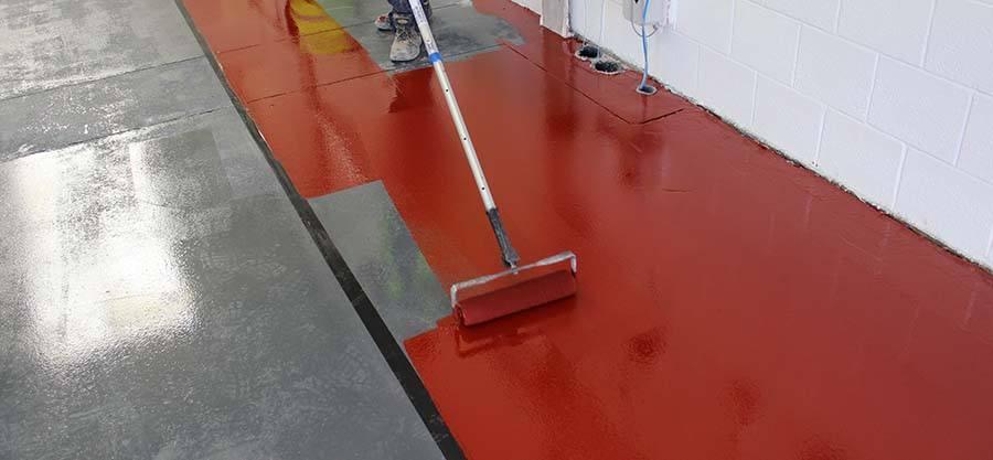 red-walkway-epoxy-gloss-floor-paint